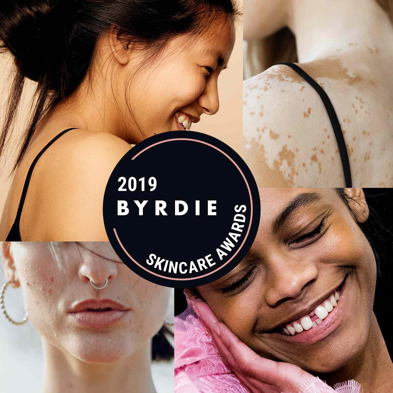 byrdie skincare awards 2019