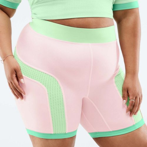 Fabletics High-Waisted Motion365 Color Block Shorts
