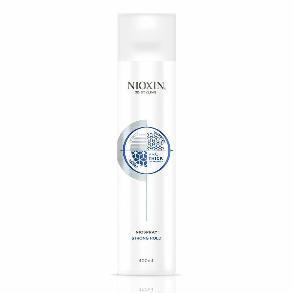 Nioxin Strong Hold Hairspray