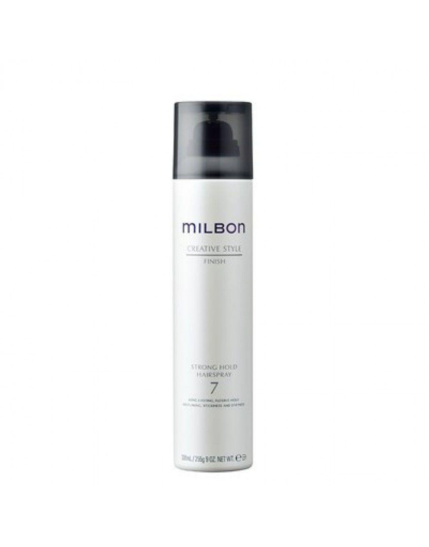 Milbon Strong Hold Hairspray 7