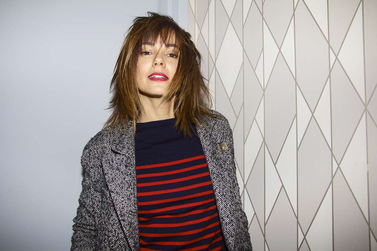 French Actress Stephanie Szostak on Skincare Secrets and Why 40 Is the Best Decade