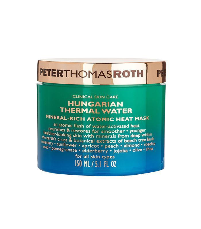Hungarian Thermal Water Mineral-Rich Atomic Heat Mask 5.1 oz/ 150 mL