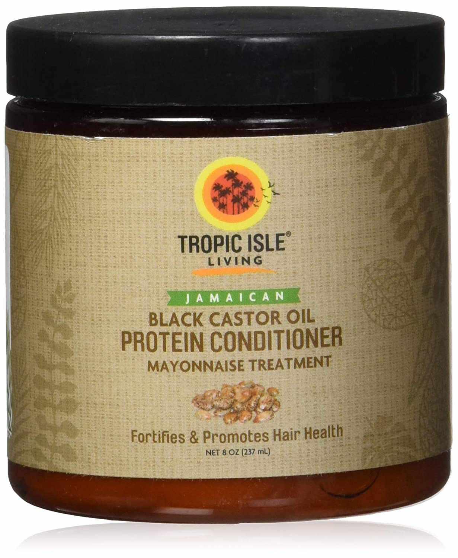 Tropic Isle Jamaican Black Castor Oil Protein Hair Conditioner