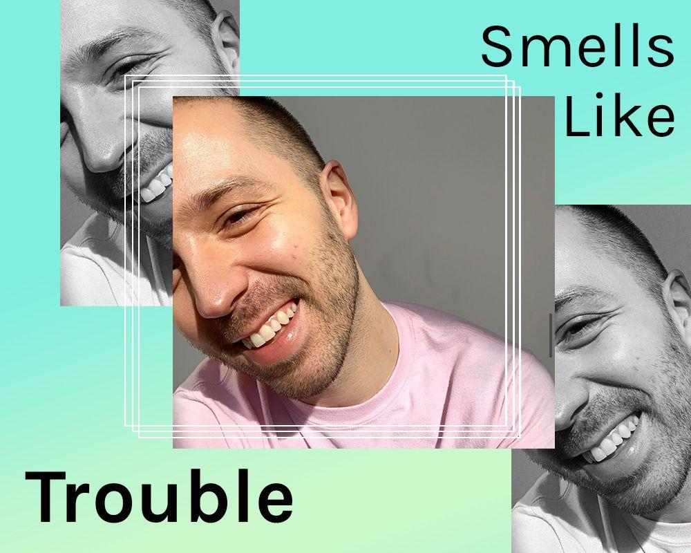 smells like trouble tynan sinks