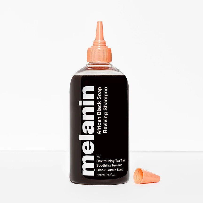 Melanin Haircare African Black Soap Shampoo