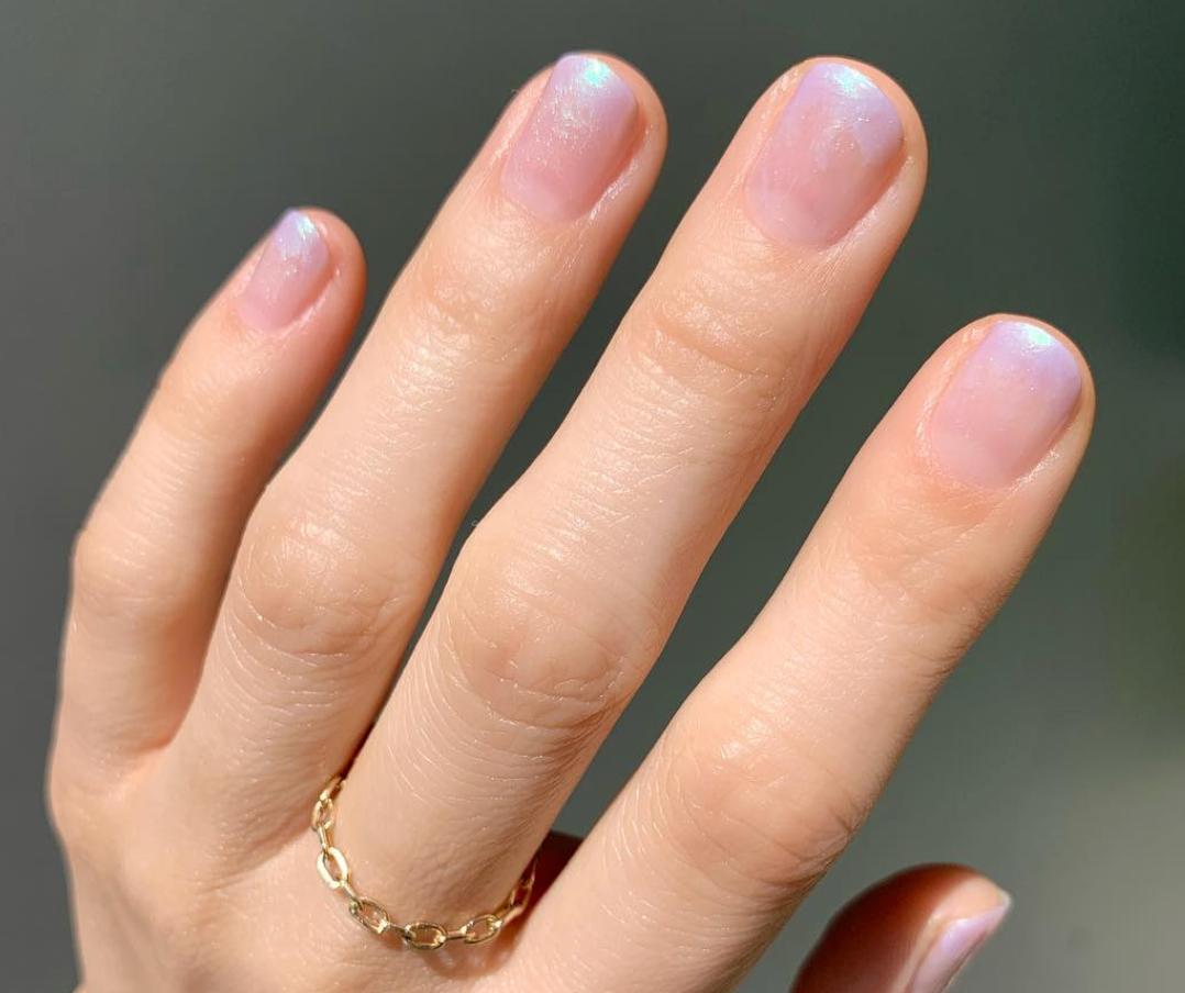 20 Gorgeous Pink Ombré Pink Nails Ideas