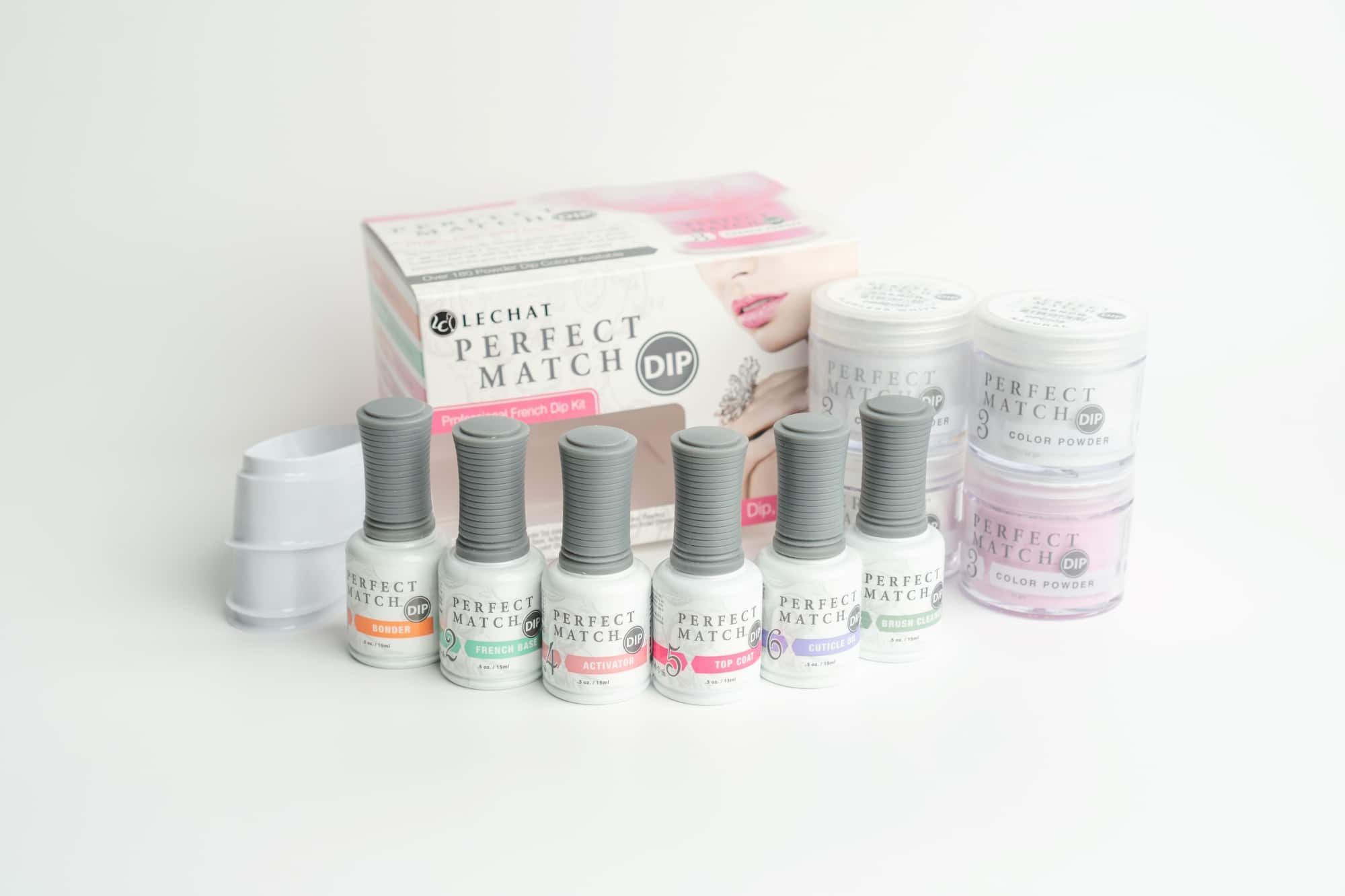 Le Chat French Manicure Kit