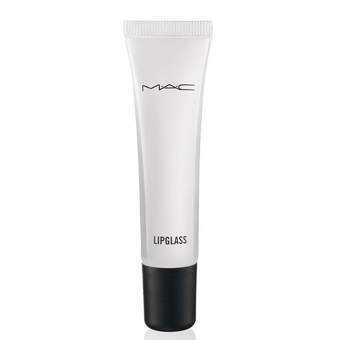 mark makeup review: MAC Lipglass in Clear