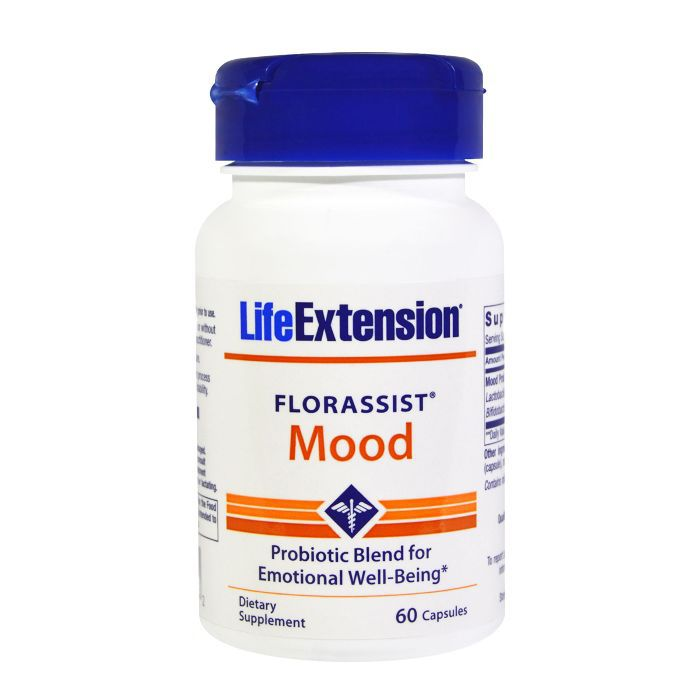 Probiotics for Anxiety: Life Extension Florassist Mood