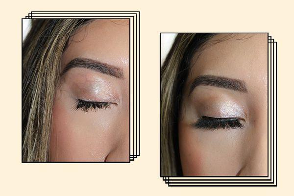 Armani Beauty Eye Tint Liquid Eyeshadow Compared Looks