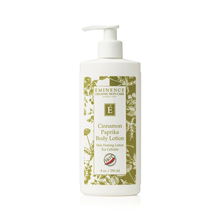 Eminence Organic Skin Care Cinnamon Paprika Body Lotion