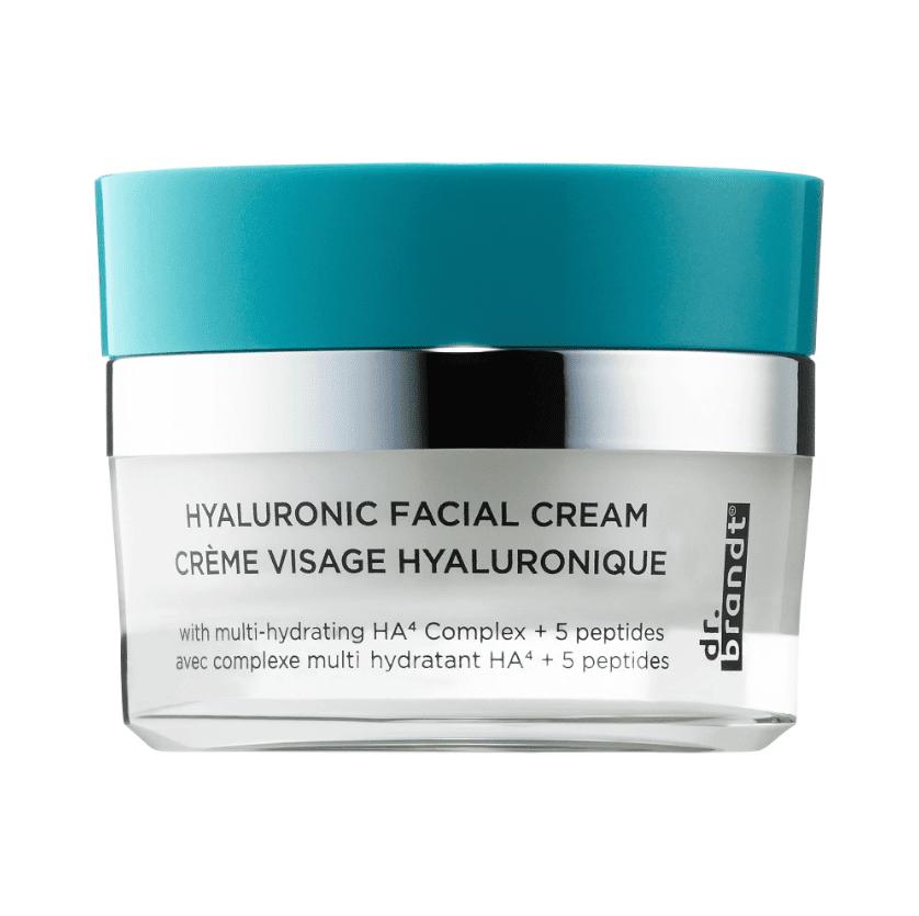 Best for Dry Skin: Dr. Brandt Hyaluronic Facial Cream