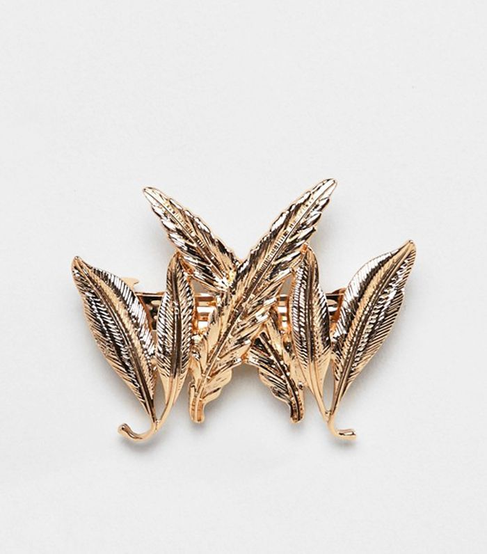 ASOS Hair Clip with Leaf Detail