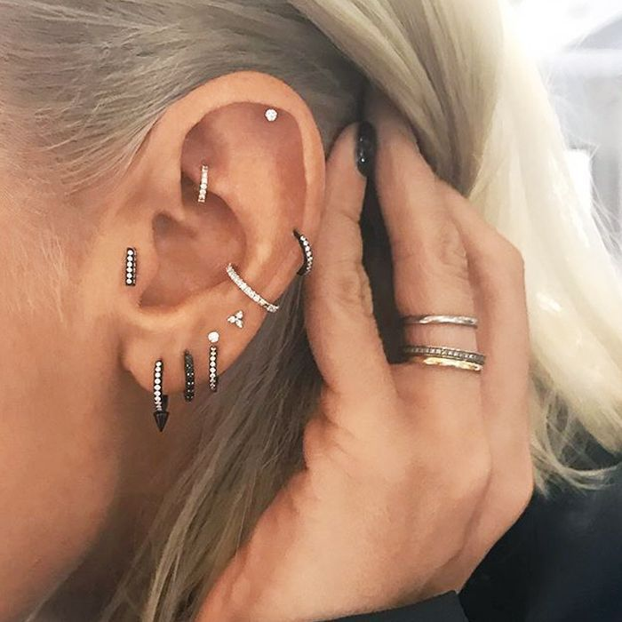 Piercing 101 Everything You Need To Know About Tragus Piercings