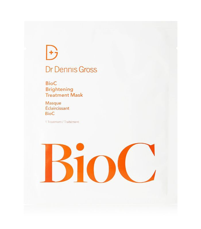 Dr. Dennis Gross BioC Brightening Treatment Mask