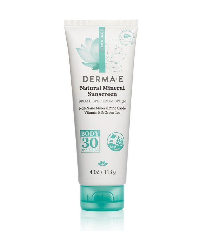 Derma-E Natural Mineral Sunscreen Body SPF 30
