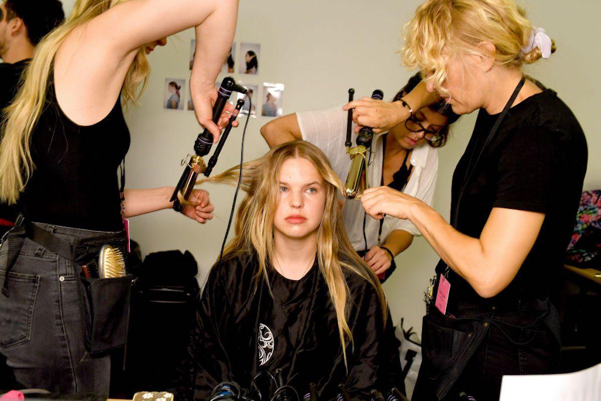 Kate Spade New York - Backstage - September 2019 - New York Fashion Week