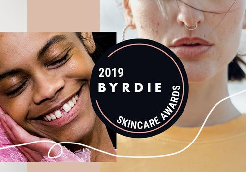 byrdie 2019 skincare awards