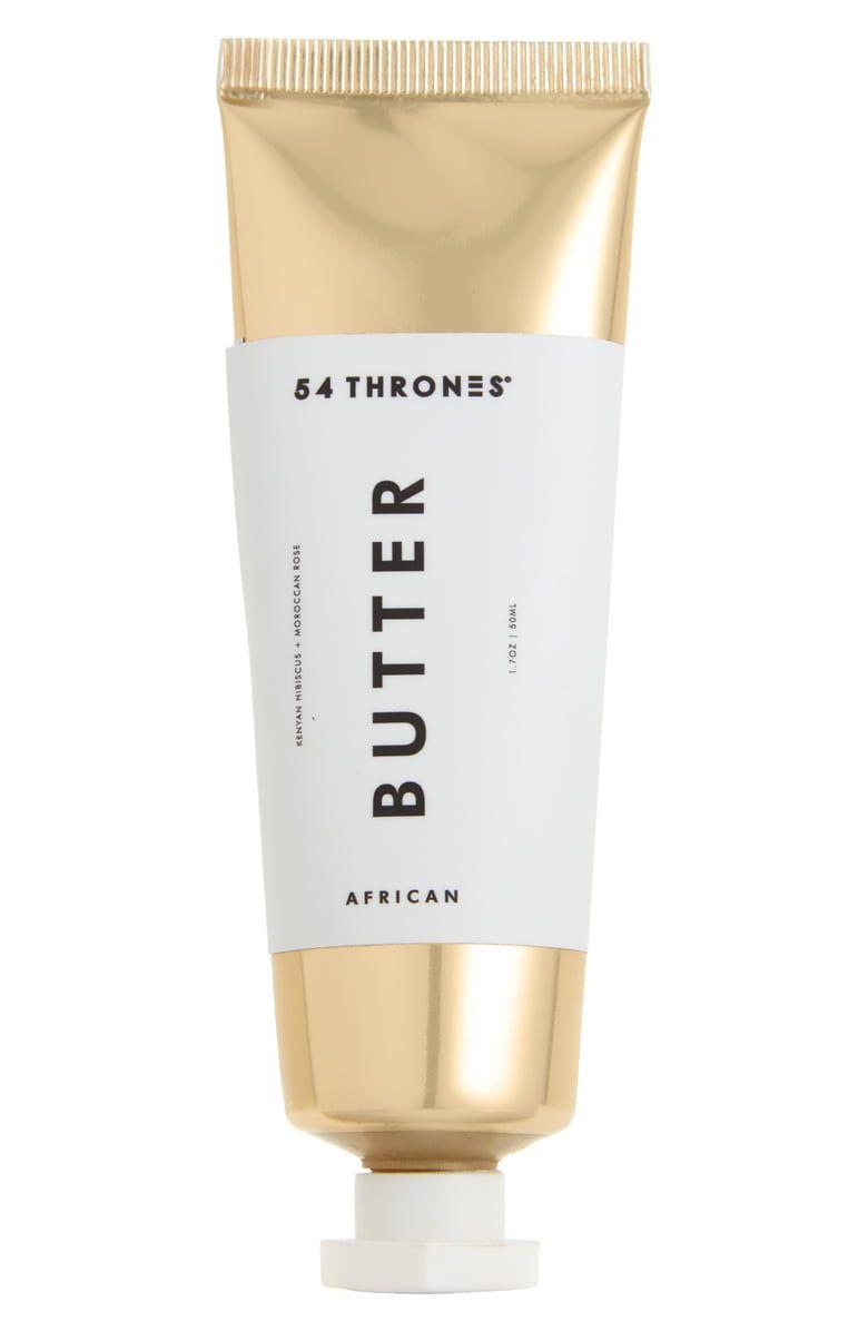 54Thrones Kenyan Hibiscus + Moroccan Rose Beauty Butter