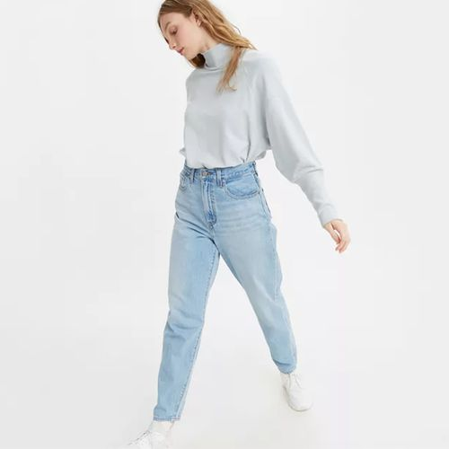 High Loose Taper Fit Women's Jeans ($108)