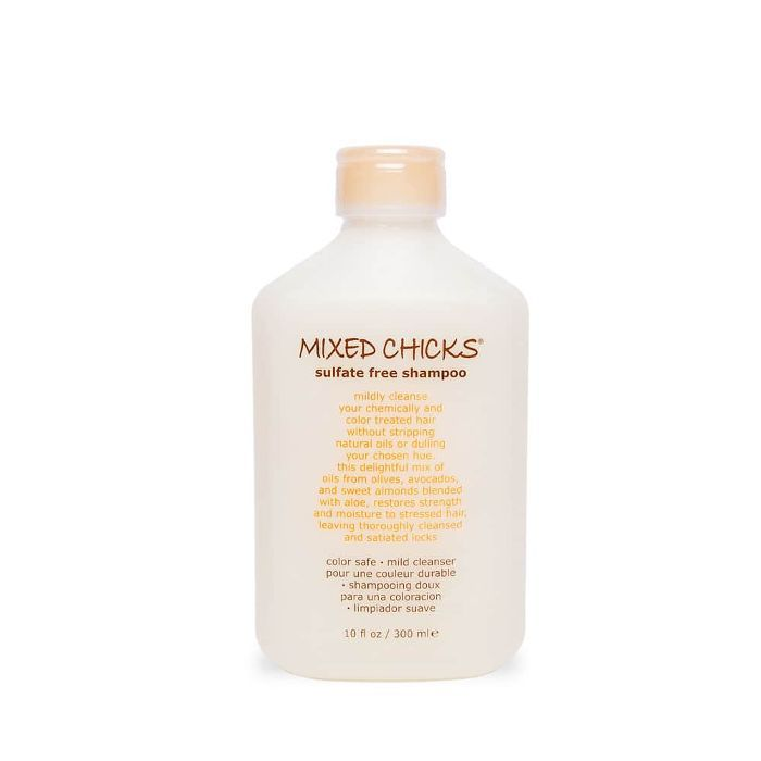 Mixed Chicks Sulfate-Free Shampoo for Colored & Chemically Treated Hair