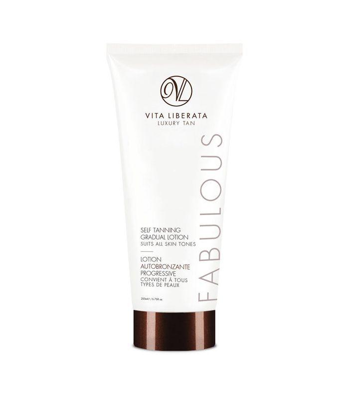 best gradual fake tan: Vita Liberata Self Tanning Gradual Lotion