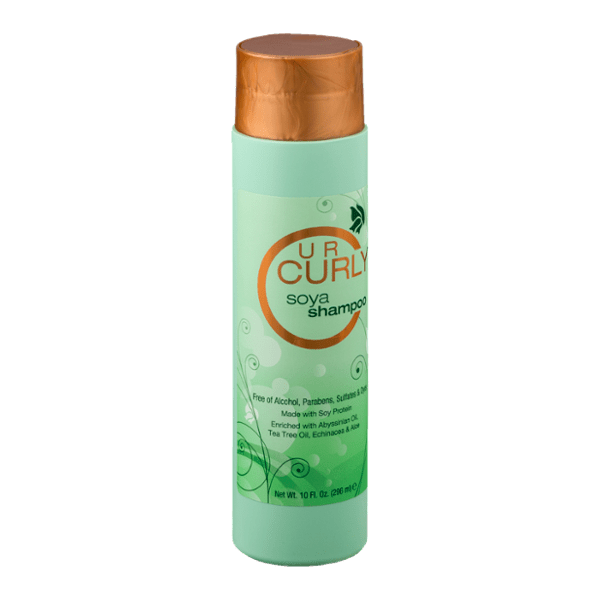 Soya Shampoo, 10 Ounce