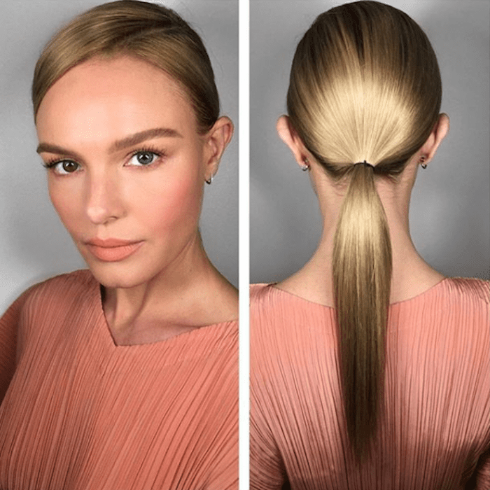 16 Stylish Ponytails Especially For Short Hair