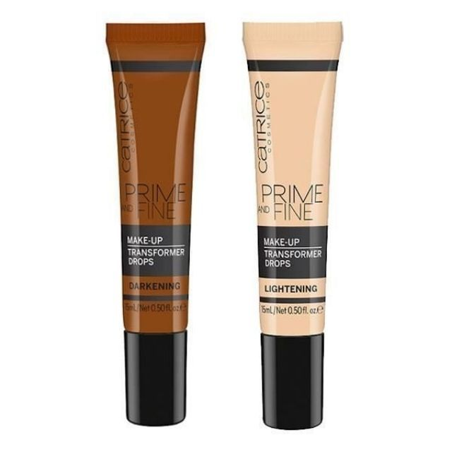 Catrice Prime and Fine Makeup Transformer Drops