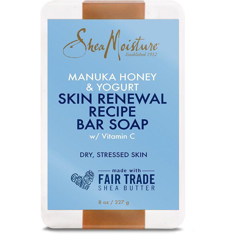 SheaMoisture Manuka Honey & Yogurt Skin Renewal Recipe Bar Soap