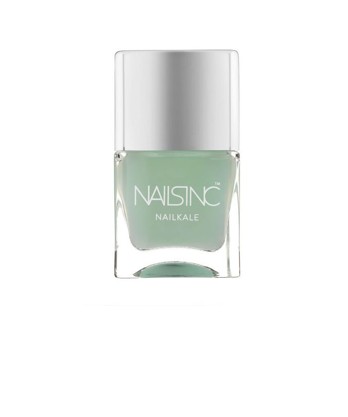 How to remove gel polish: Nails Inc Superfood NailKale Base Coat