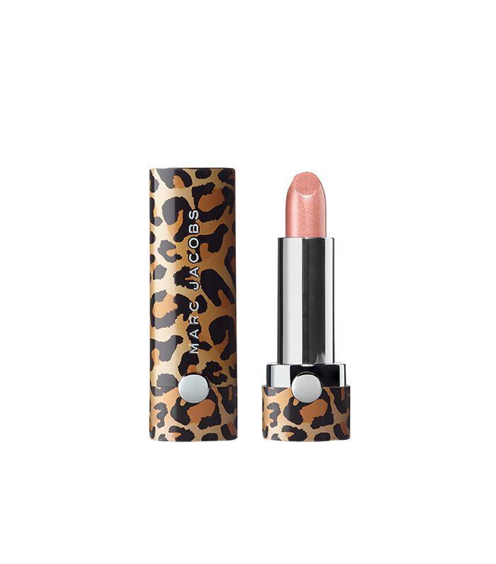 Marc Jacobs Le Marc Leopard Frost Lip Crème Lipstick in Sugar Sugar