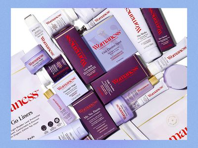 Womaness products.