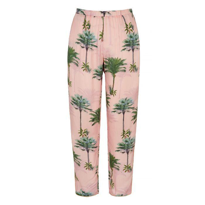 Next Palm Print Pyjama Bottoms