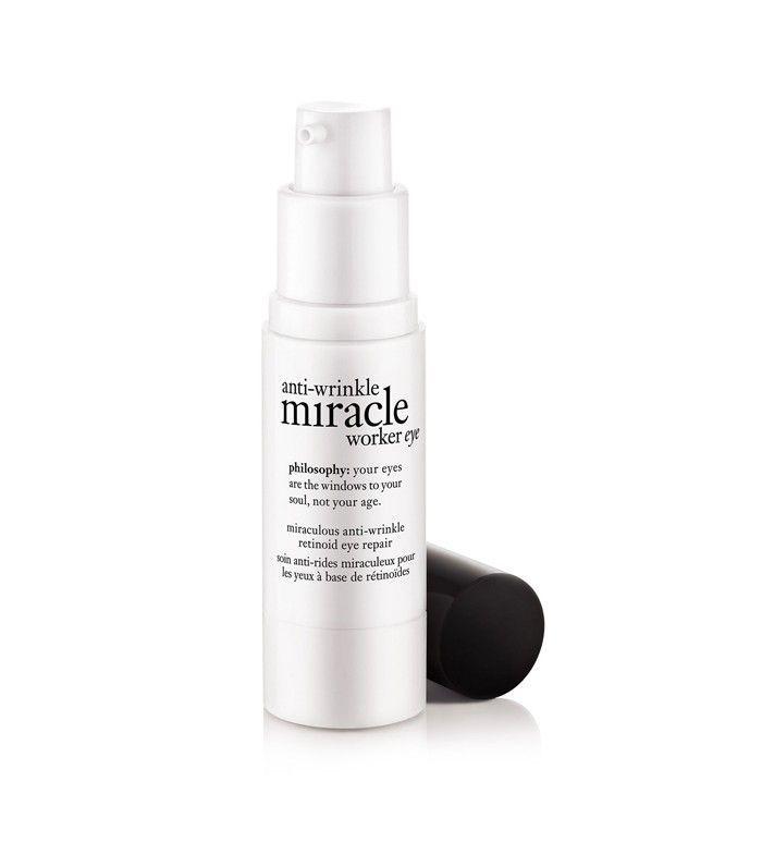 best eye cream: Philosophy Miracle Worker Eye Repair