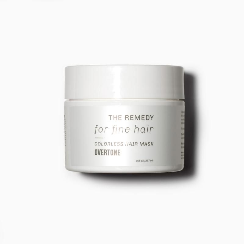 Overtone: The Remedy for Fine Hair