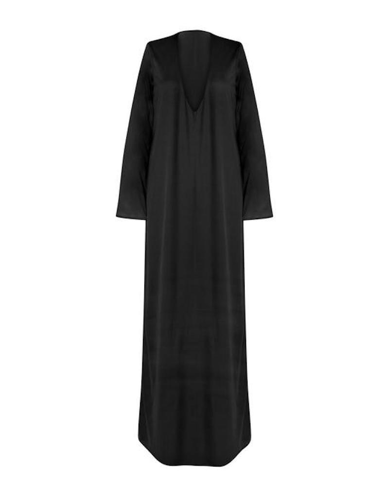 Fe Noel Black Essential Casual Gown