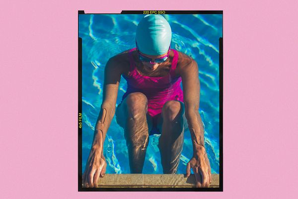 Swim Workouts for Beginners