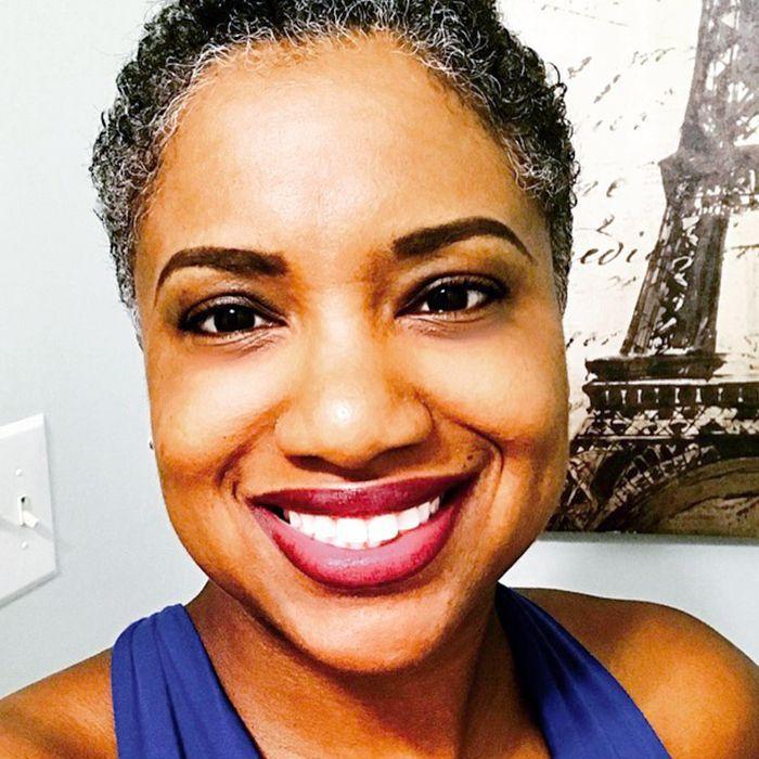 Having Gray Natural Hair Should No Longer Be Taboo