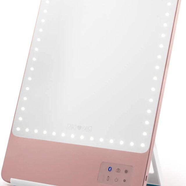 Riki Skinny 10X Lighted Mirror