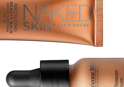 Urban Decay and Perricone MD liquid bronzer