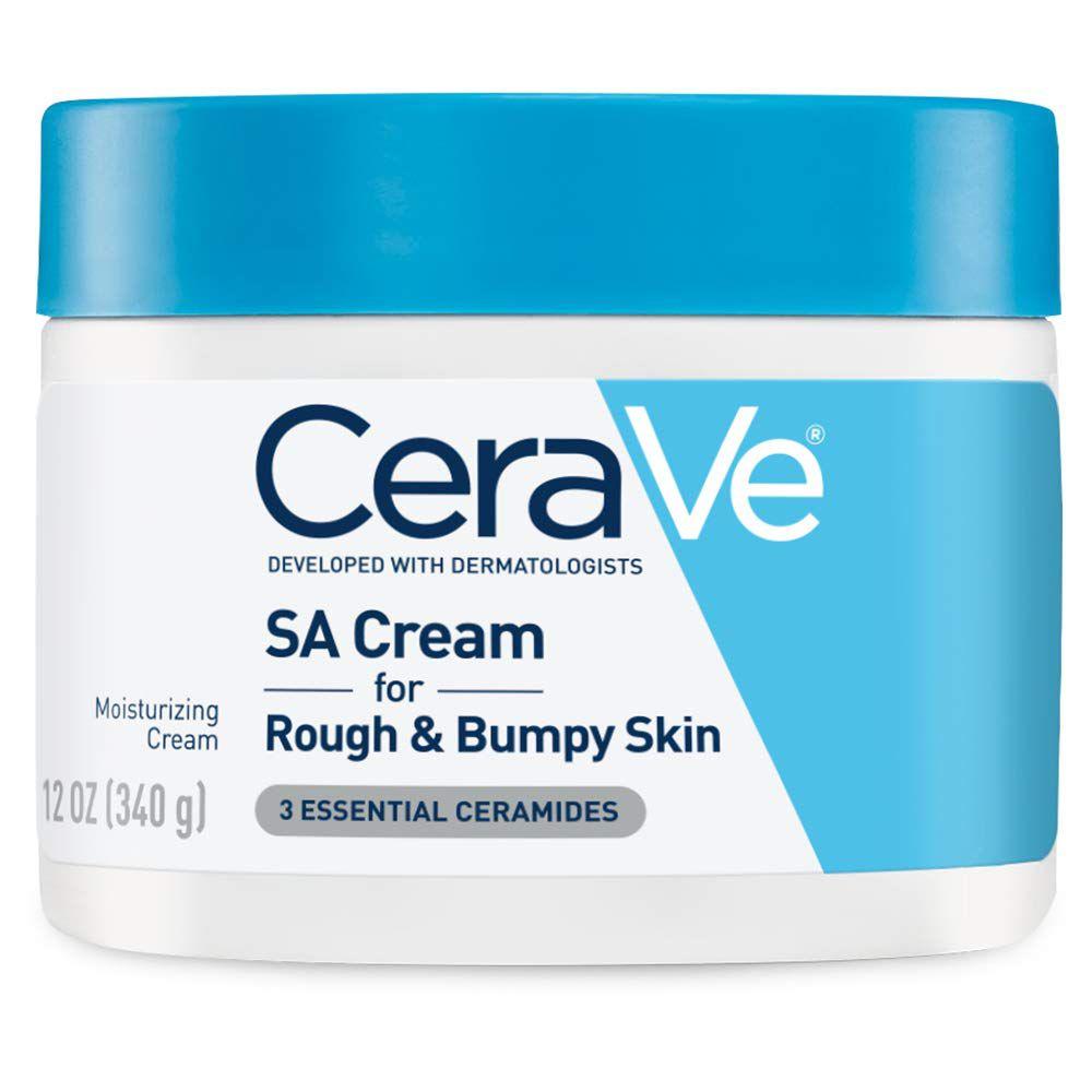 CeraVe SA Cream For Rough & Bumpy Skin