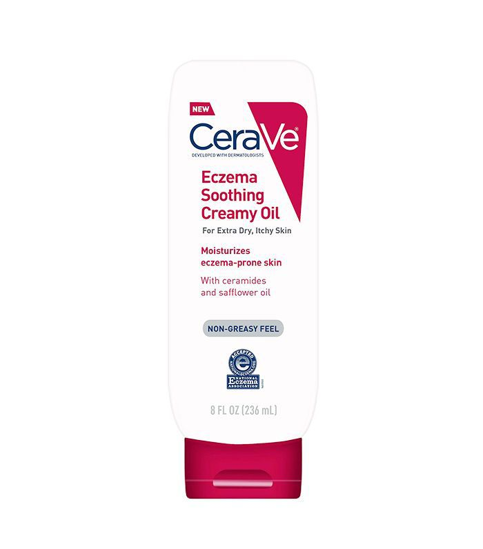 CeraVe Eczema Soothing Cream Oil