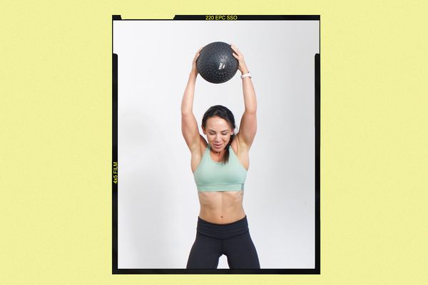 Slam Ball Workouts