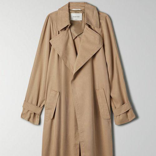 Babaton Lawson Trench Coat