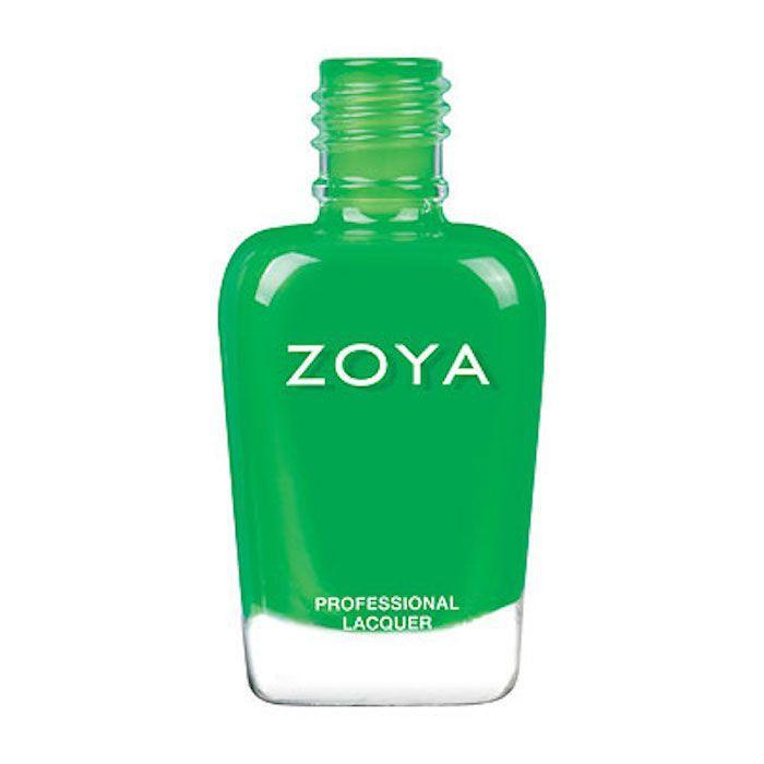 Zoya Evergreen Nail Lacquer