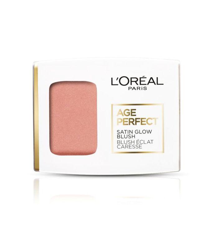 L'oréal paris age perfect makeup review: L'Oréal Paris Age Perfect Satin Glow Illuminating Blusher