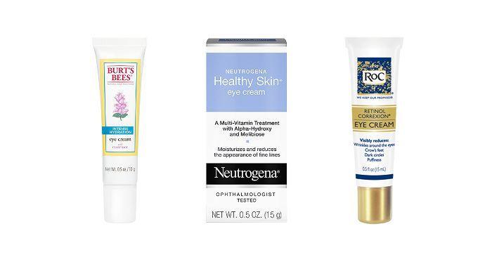 The 10 Best Drugstore Eye Creams, Hands Down