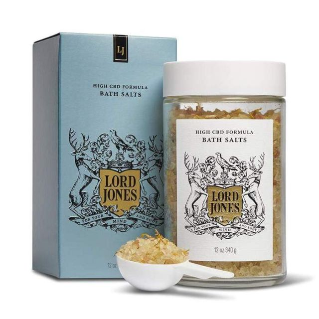Lord Jones High Formula CBD Bath Salts