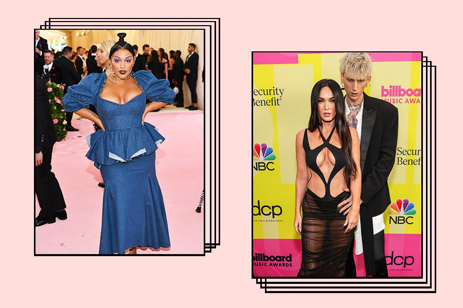 Fashion Sex Appeal Brock Collection Mugler Paloma Elsesser Megan Fox
